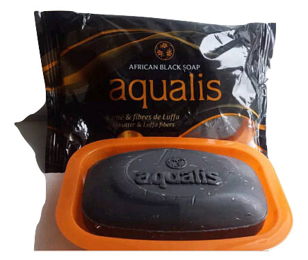 Aqualis black soap in Nigeria