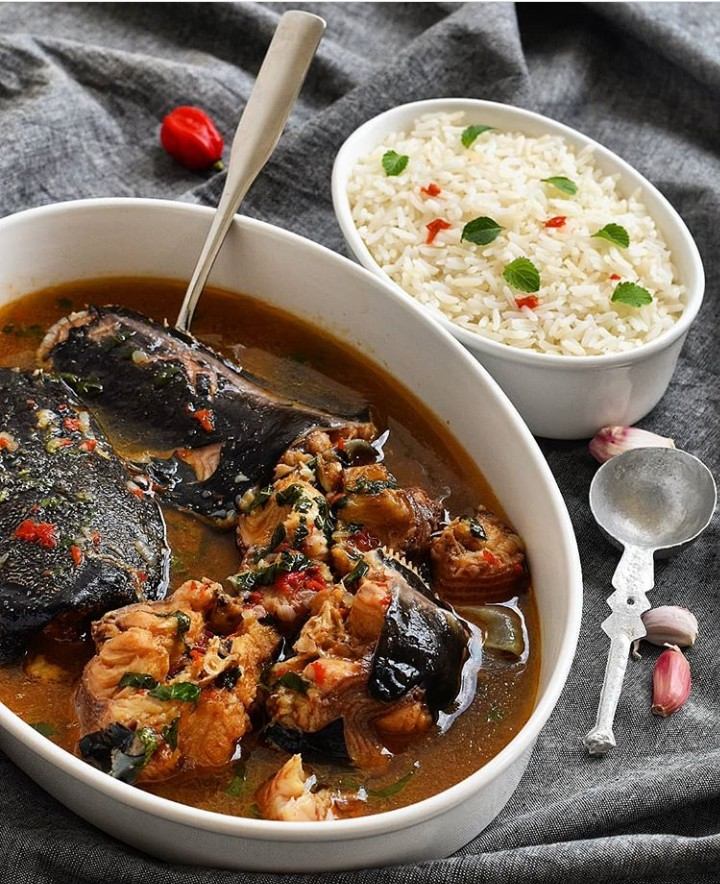 The Nigerian Starter Course, Peppersoup