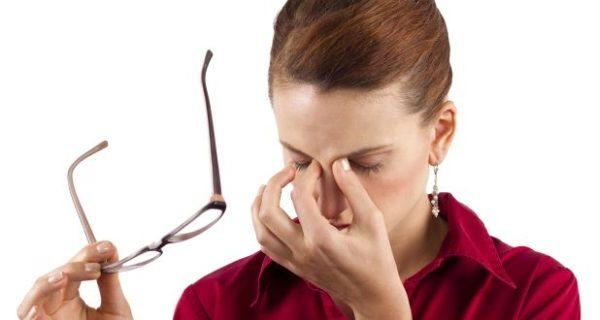 Weak Eyesight