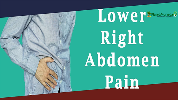 What can be the Reasons for Pain in Lower Right Abdomen?