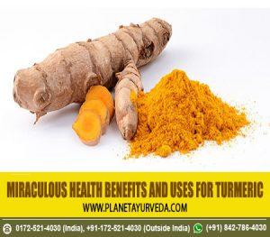 Health Benefits of Turmeric or Curcumin