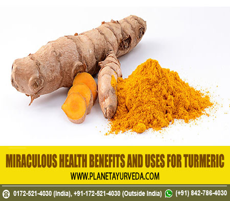 Health Benefits of Turmeric or Curcumin
