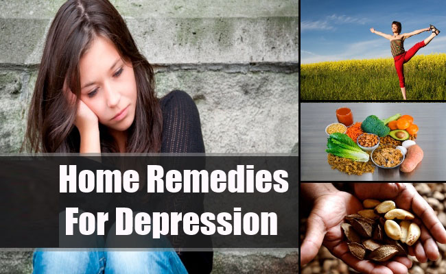 Effective Home Remedies for Depression