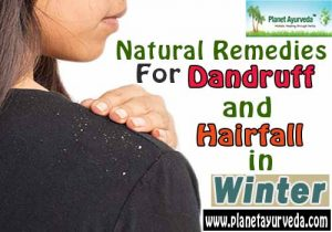 Remedies for Dandruff