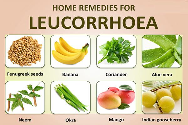 Home Remedies for leucorrhea