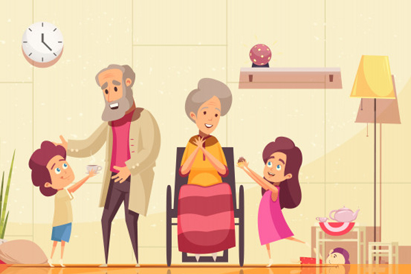 Proper Care of Elders and Childrens