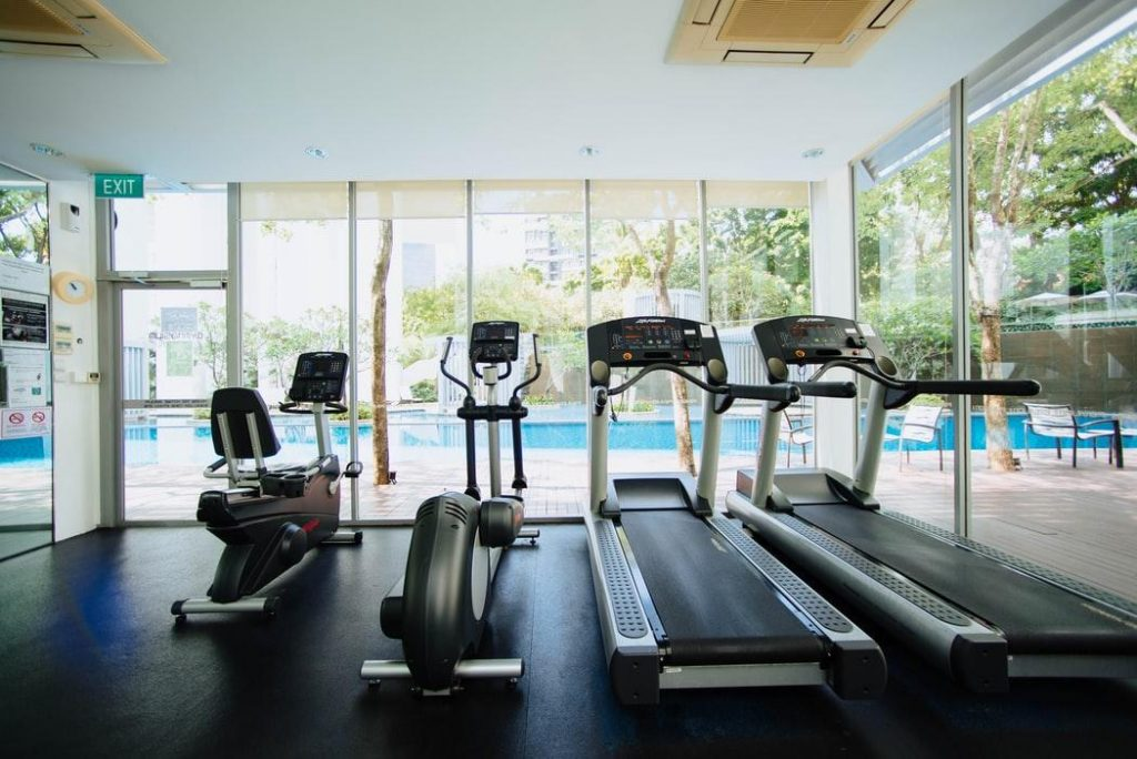 treadmills for keeping fit