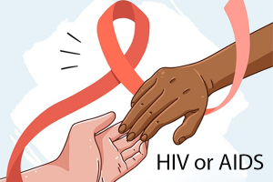 HIV or AIDS