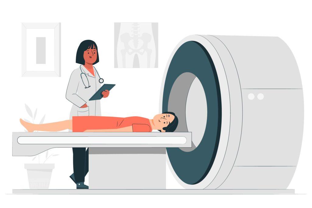 Purpose of CT scan